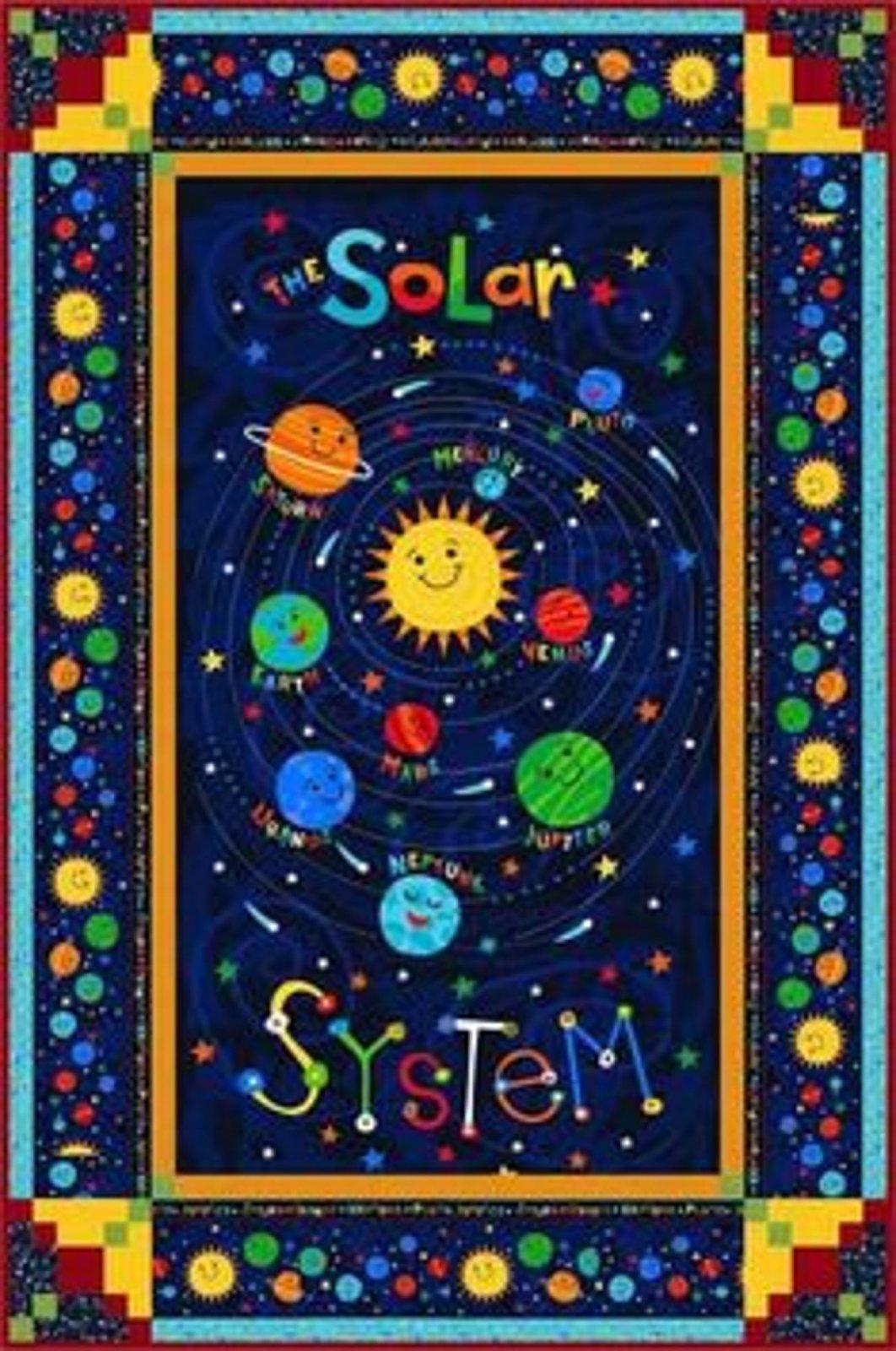 Solar Power quilt kit