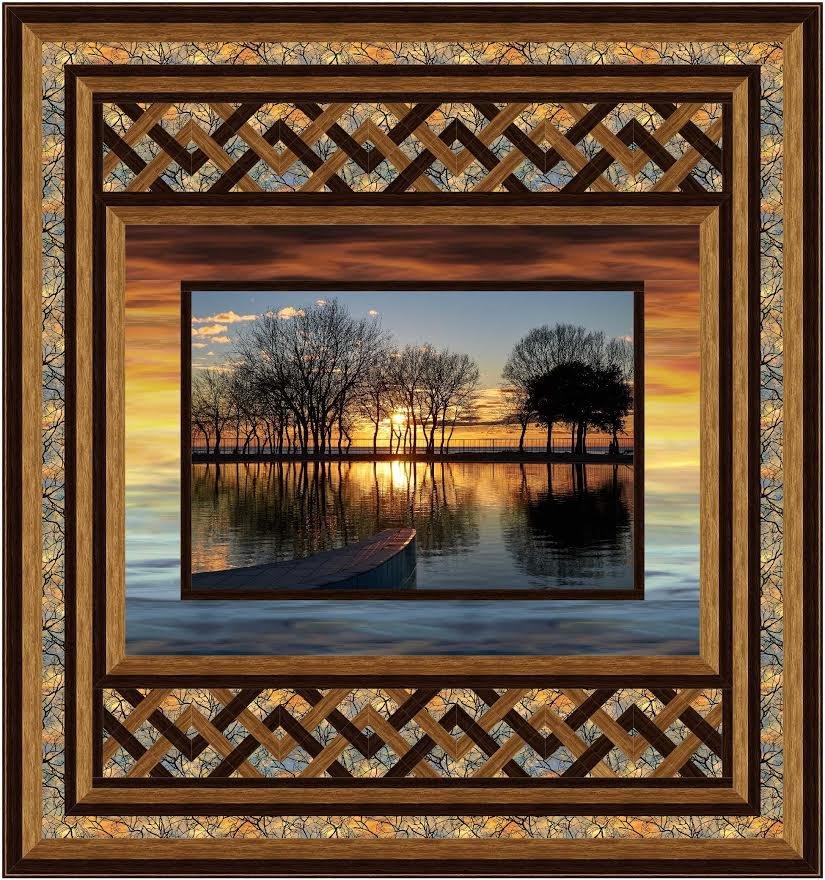 Dream Escape quilt pattern - downloadable