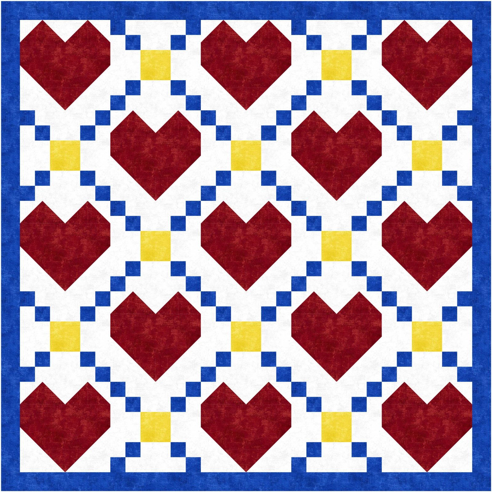 Nova Scotia Hug quilt pattern - free downloadable