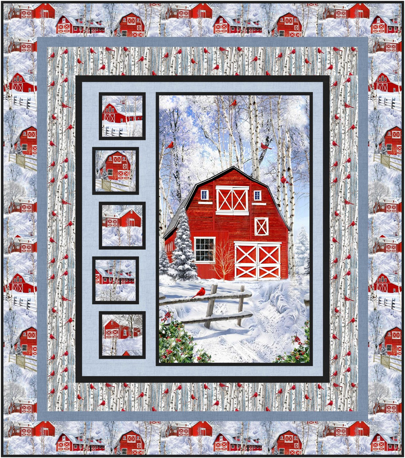Snap Shots quilt pattern - downloadable