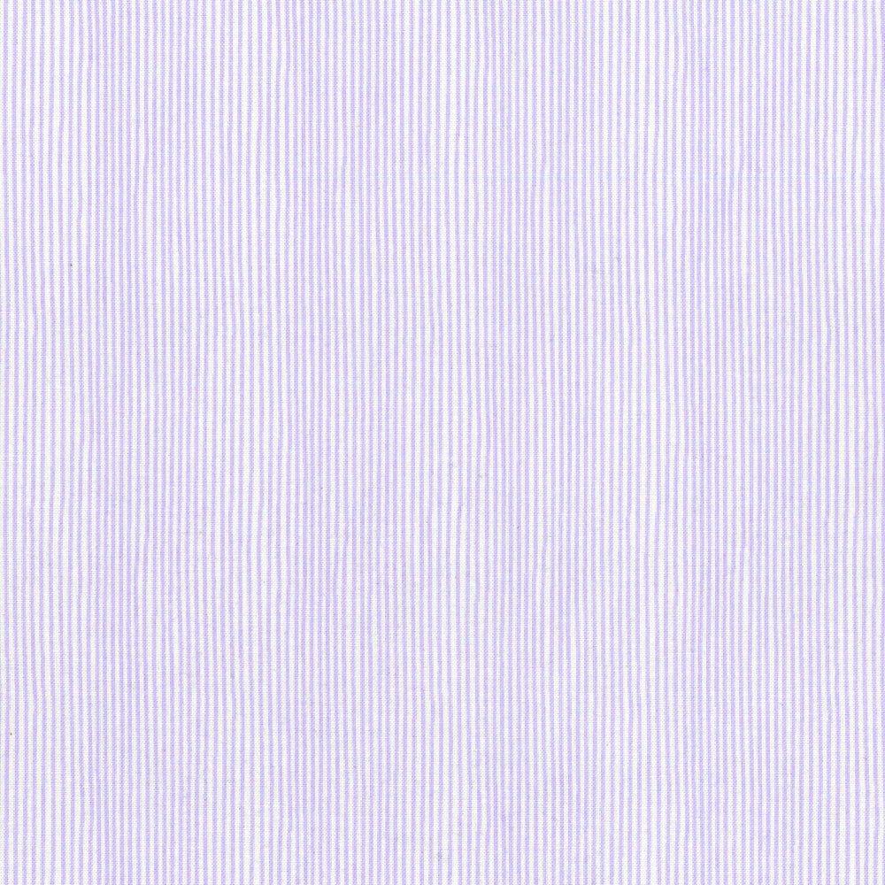 Quilters Basic - Pin Stripe Pastel Purple 4513 507