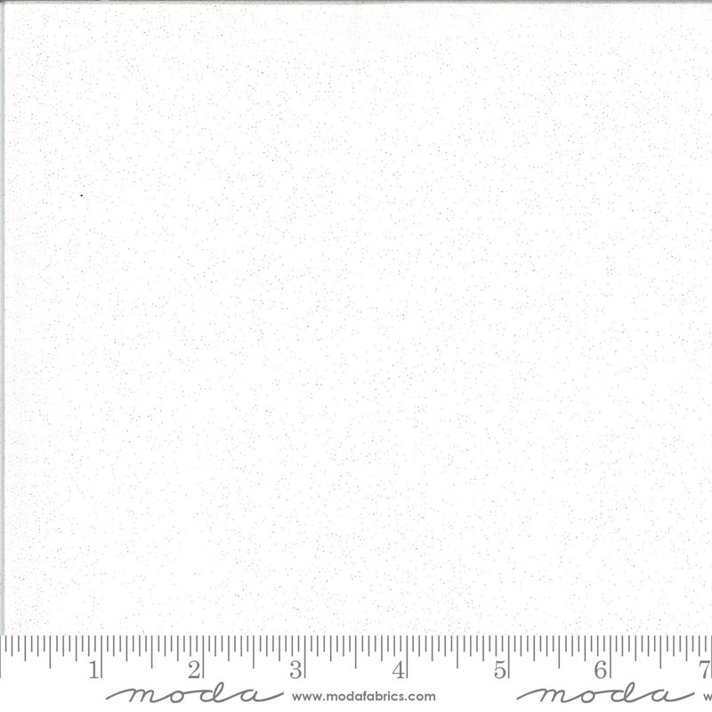 GRUNGE  GLITTER WHITE PAPER 30150 101G