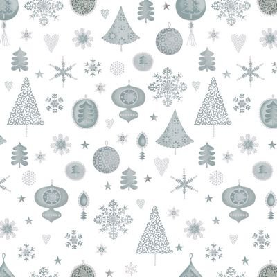 MAGICAL MOMENTS CHRISTMAS HEARTS & TREES 4593 100