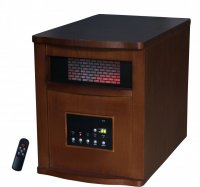 infrared heater at vacuum authority