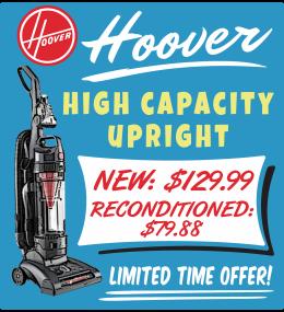 Hoover On SALE
