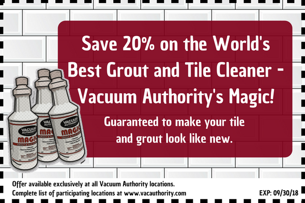 save 20 Percent on Cleaning Supplies
