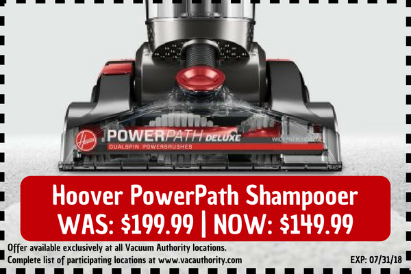 Hoover Shampooer Spin Scrub Turbo