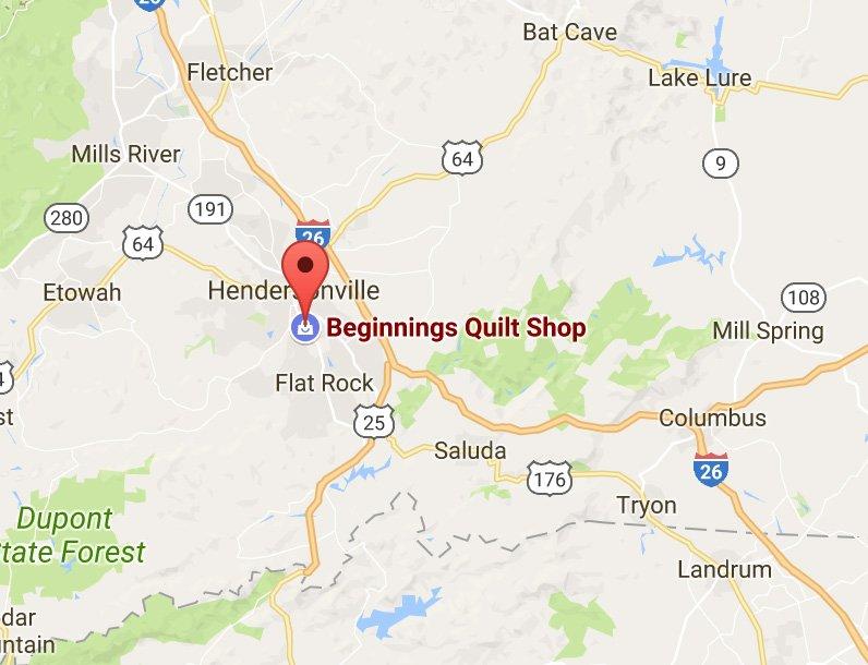 Beginnings Quilt Shop Classes, Clubs and Events : quilt shop hendersonville nc - Adamdwight.com