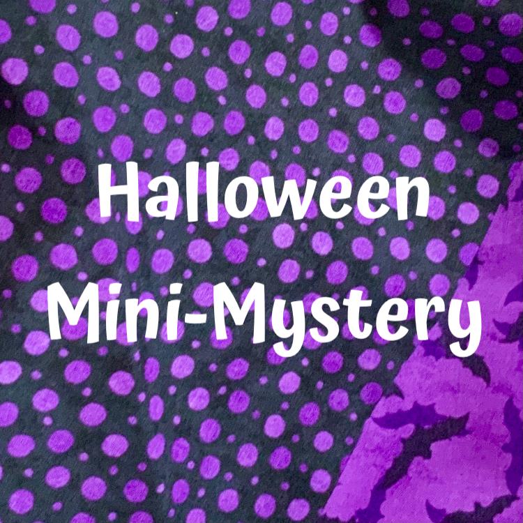 Halloween Mini-Mystery