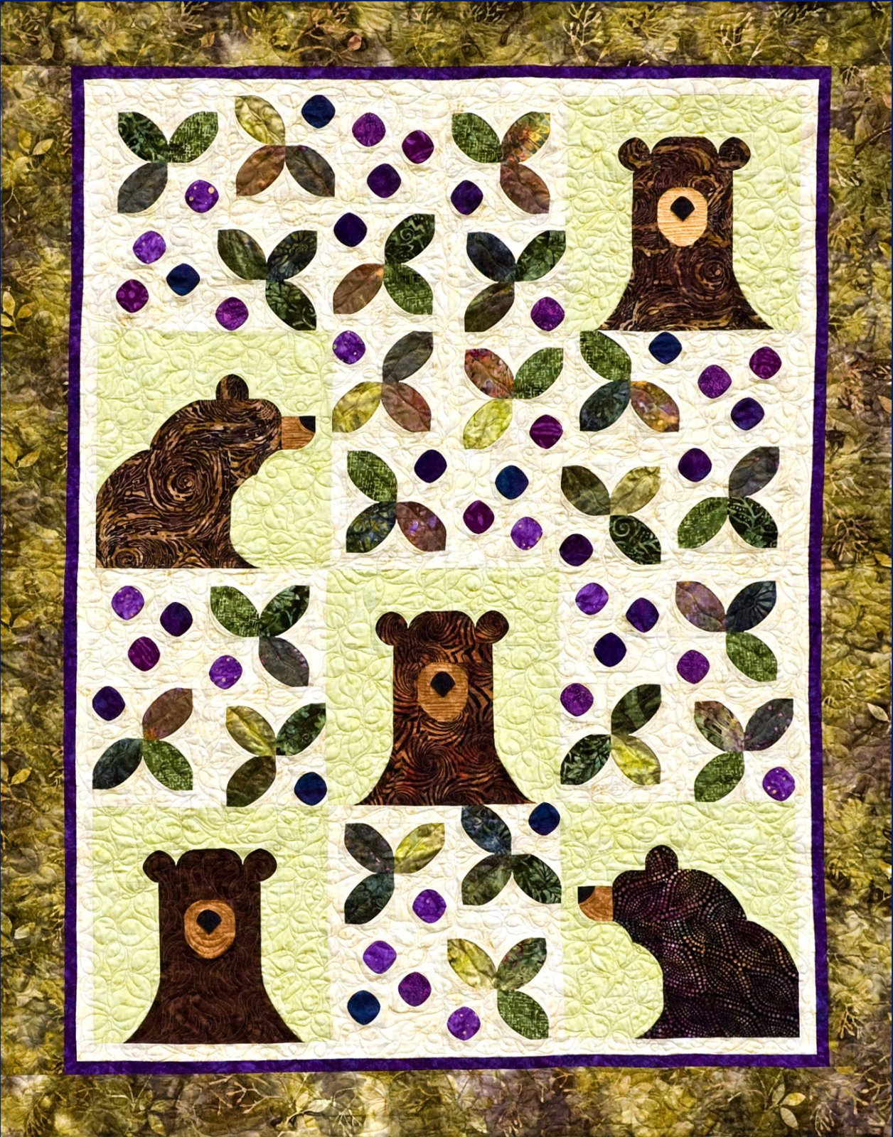 Bear-y Patches