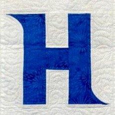 Single Alphabet Soup Card - H