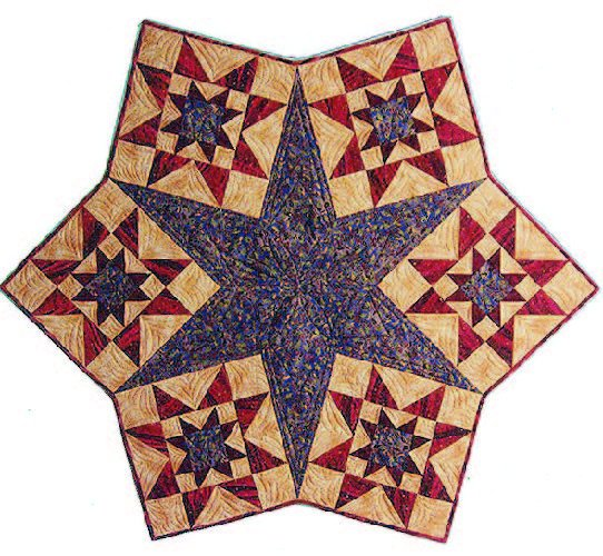 Star-Crazy Tree-skirt