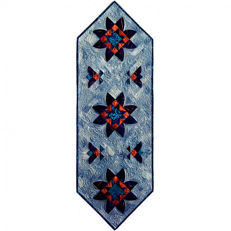 Starflower Table Runner