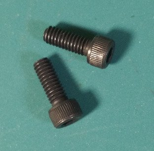 Extra Screws for Nova's Sew Straight Guide
