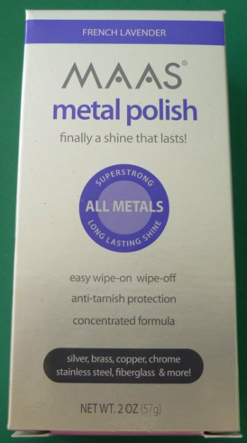 MAAS metal polish