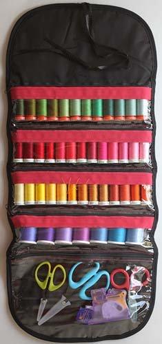 Applique Thread Bag