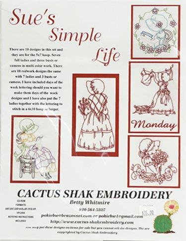 Sue's Simple Life