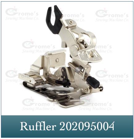 Ruffler Foot Janome 202095004