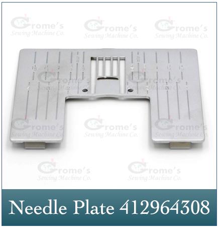 Needle Plate PFAFF 412964308