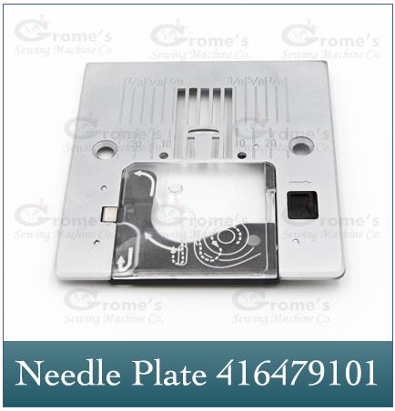Needle Plate PFAFF 416479101