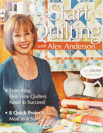 BKS START QUILTING W/ALEX ANDERSON