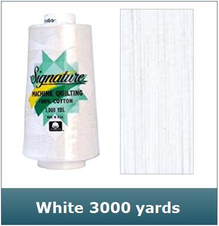 Signature White 47S-001