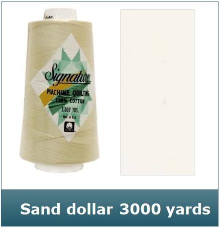 Signature Sand dollar 47S-008