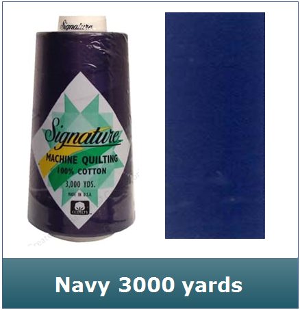 Signature Navy 47S-386