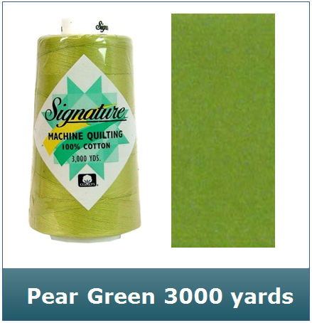 Signature Pear Green 47S-F102