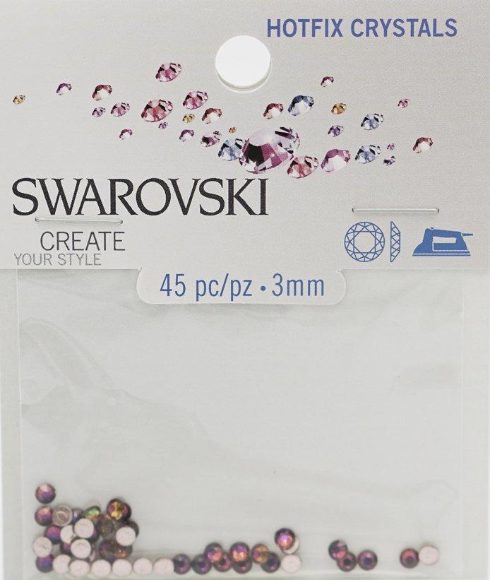 SWAROVSKI CRYSTAL VOLC 3MM