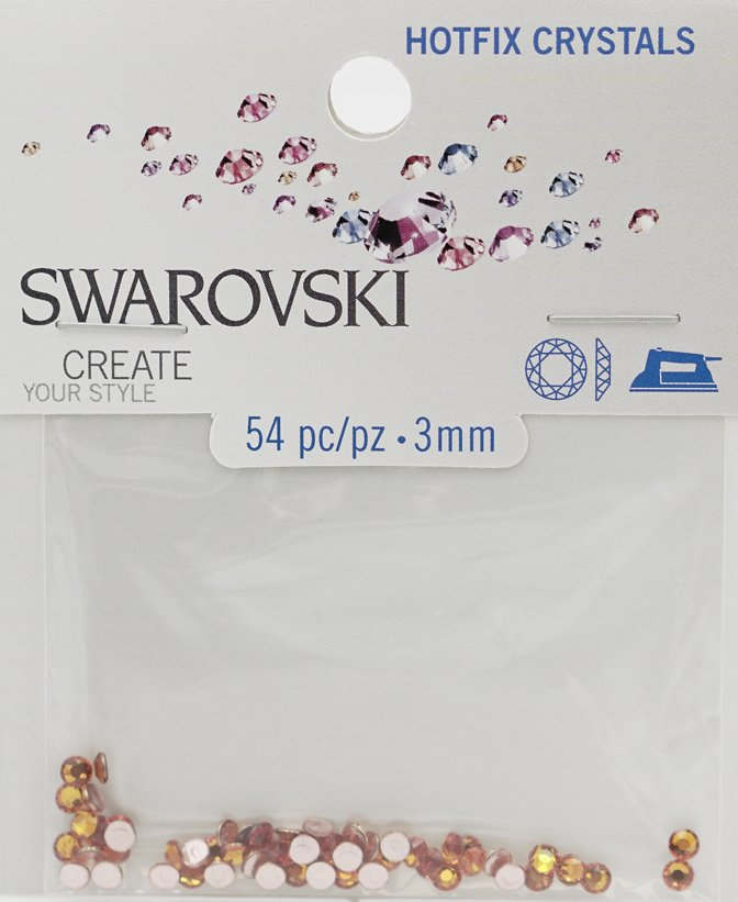 SWAROVSKI TANGERINE 3MM
