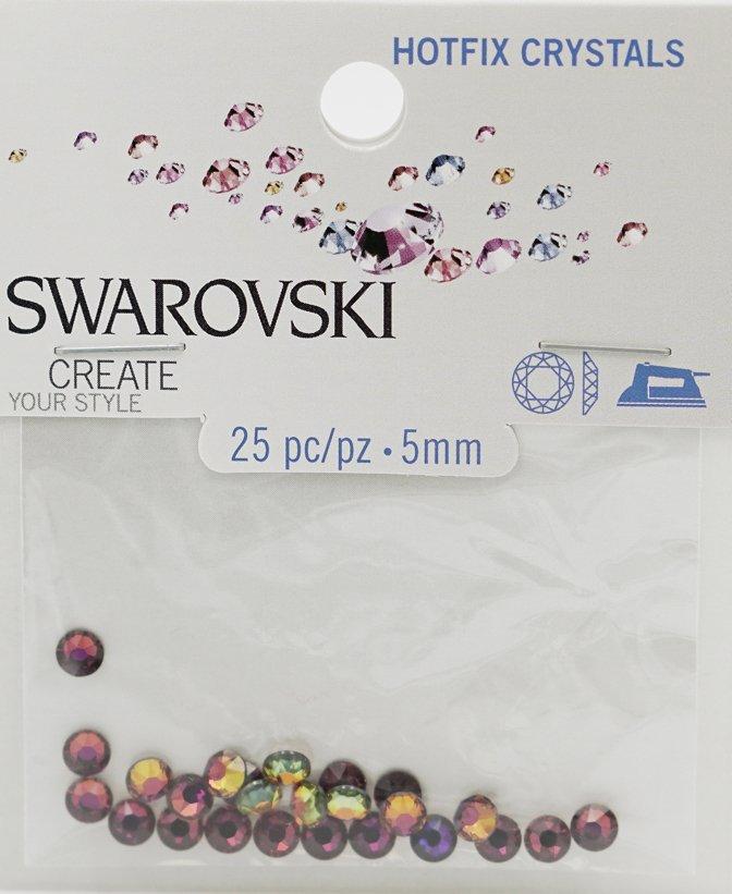 SWAROVSKI CRYSTAL VOLC 5MM