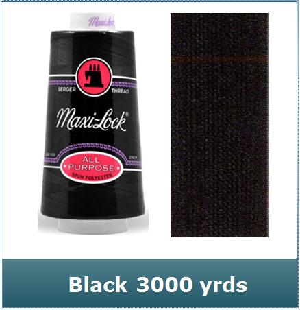 Maxi Lock Black