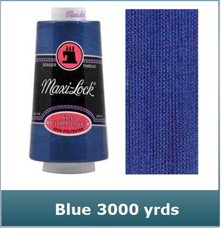 Maxi Lock Blue