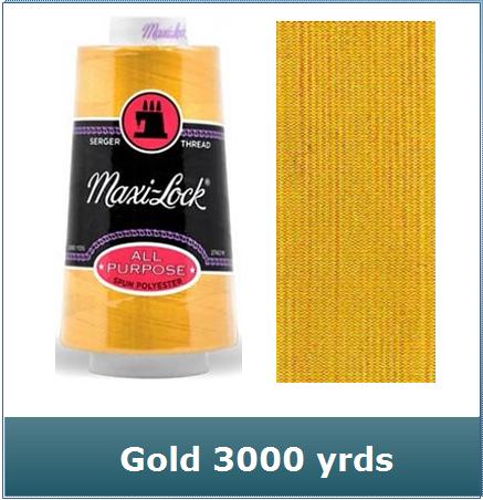 Maxi Lock Gold