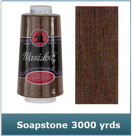 Maxi Lock Soapstone