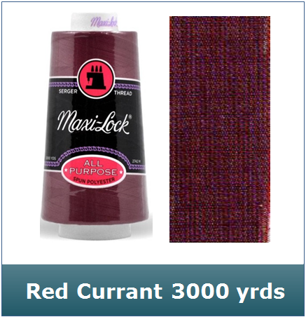 Maxi Lock Red Currant