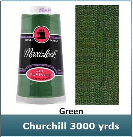 Maxi Lock Churchill Green