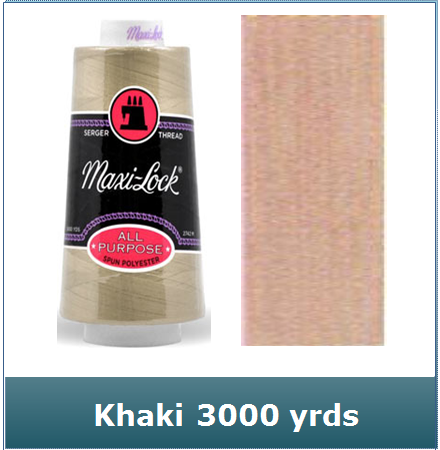 Maxi Lock Khaki