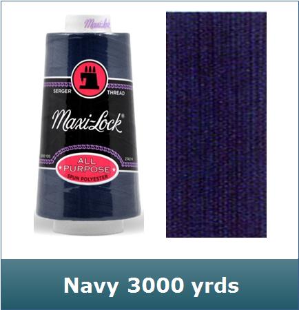 Maxi Lock Navy