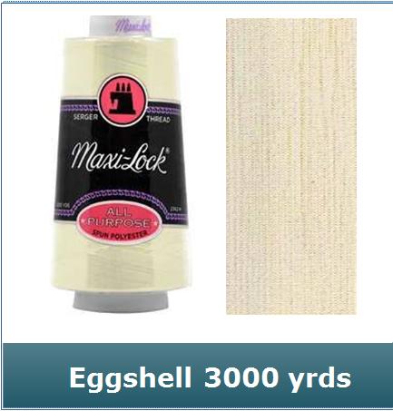 Maxi Lock Eggshell