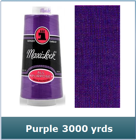 Maxi Lock Purple
