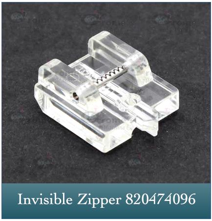 Foot Invisible Zipper 820474096