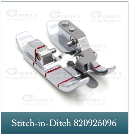 Foot Stitch In Ditch PFAFF 820925096
