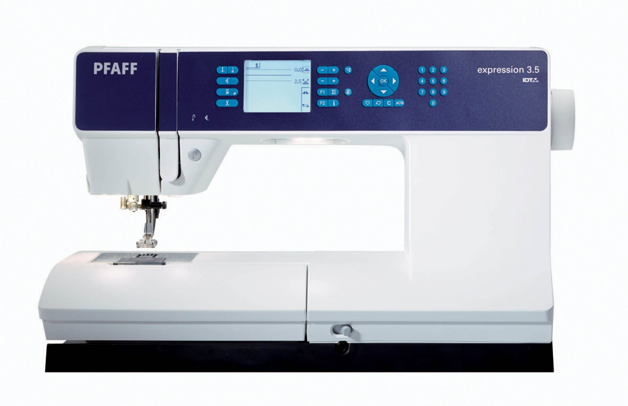 PFAFF Expression 3.5 - Call For Details