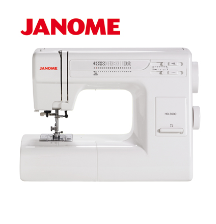 Janome HD3000 - Call For Details!!!