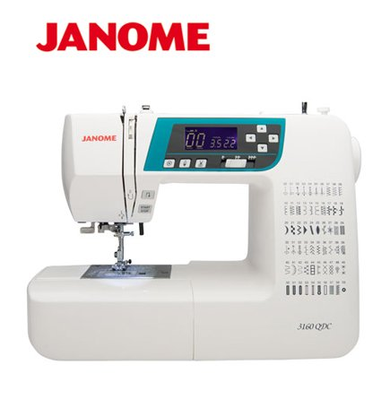 Janome  3160QDC-B - Call For Details!!!