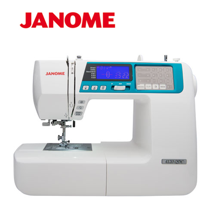 Janome 4120QDC-B - Call For Details!!!