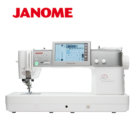 Janome Continental M7 - Call For Details