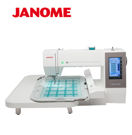 Janome Memory Craft 550e - Call For Details